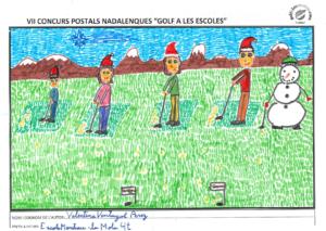 ESCOLA MONTCAU LA MOLA - Valentina Ventayol (4t)
